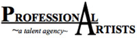 Professional Artists talent agency